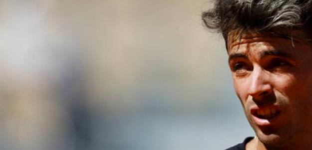 Juan Londero, una de los rostros de moda en ATP. Fuente: Getty
