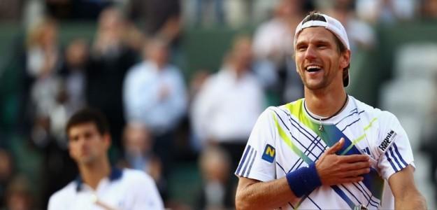 Melzer se retiró del tenis. Foto: Getty