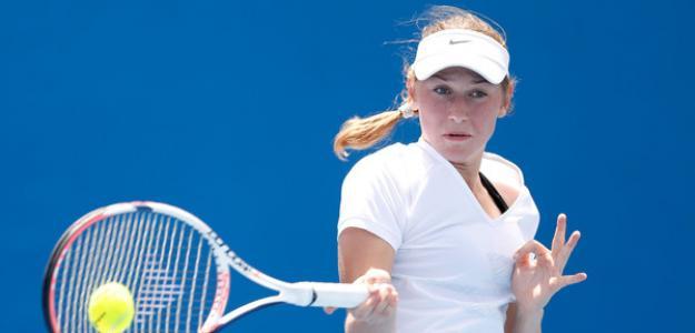 Kaja Juvan, top-200 en ranking WTA. Foto: zimbio