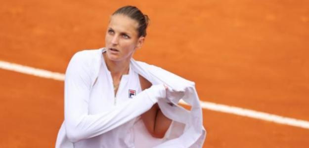 Karolina Pliskova, vencedora en Brisbane