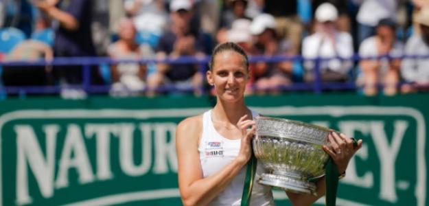 Karolina Pliskova. Foto: Getty Images
