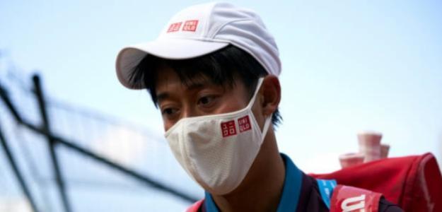 Kei Nishikori. Foto: Getty Images
