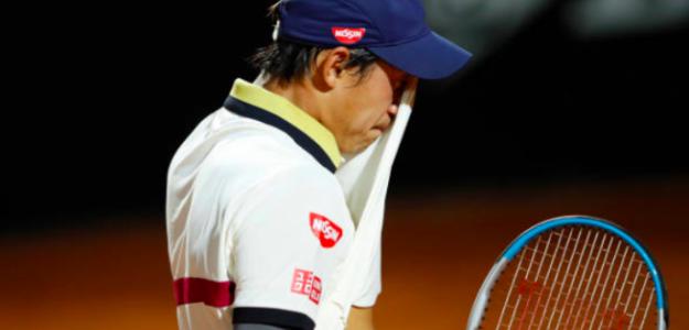 Kei Nishikori en Argentina Open