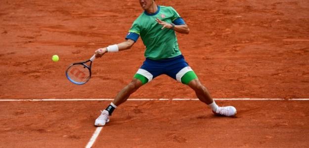 Nishikori, primer nipón en cuartos de un Grand Slam. Foto:lainformacion.com/G.I.