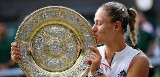 Angelique Kerber. Foto: WTA