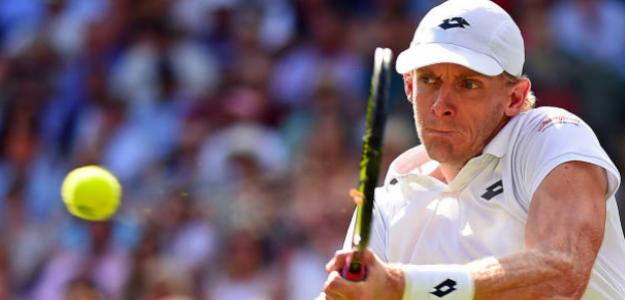 Kevin Anderson, finalista en Wimbledon. Fuente. Getty