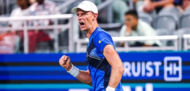 Kevin Anderson. Foto: Getty Images