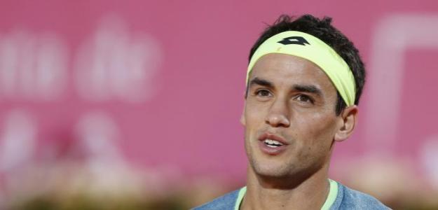 Nicolás Kicker. Foto: ATP