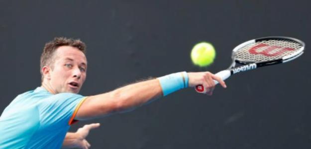Kohlschreiber vuelve a disputar un torneo ATP. Foto: Getty