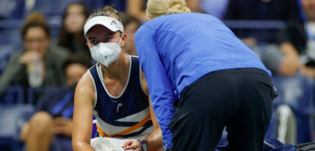 El tenis, único deporte que beneficia al tocado físicamente. Foto: Getty