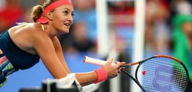Kiki Mladenovic ganó en San Petersburgo su 1º título WTA en singles