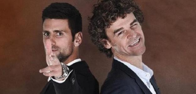 Gustavo Kuerten habla de Novak Djokovic y coronavirus. Foto: gettyimages