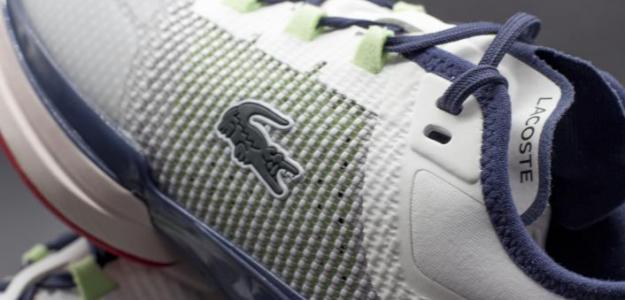 Analizamos las zapatillas de Daniil Mededev: Lacoste AG-LT21 Ultra