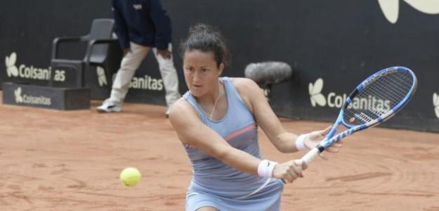Lara Arruabarrena en 2016