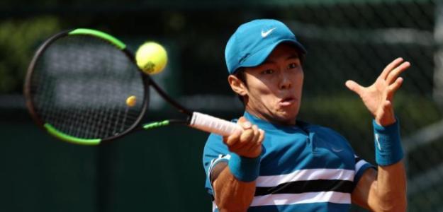 Duck Hee Lee, un tenista que pasará a la historia. Fuente. ATP