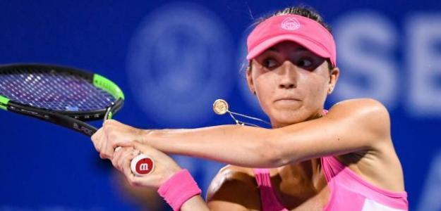 Leonie Kung, finalista en Hua Hin. Fuente: WTA