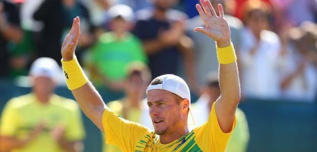 Lleyton Hewitt. Fuente: Tennis Australia