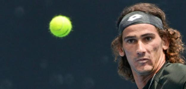 """Lloyd Harris: """"Mi objetivo para este año es ganar un título ATP"""". Foto: Getty"""