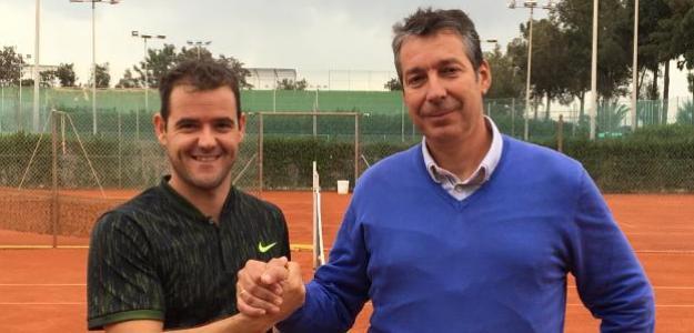 Pablo Lozano y José Altur durante la entrevista con Punto de Break