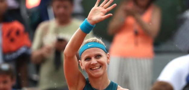 Lucie Safarova se retira definitivamente del tenis en Roland Garros. Foto: Getty