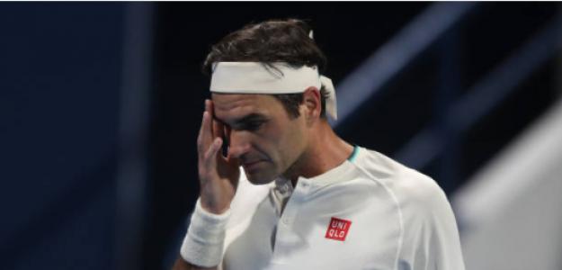 Luthi opinó sobre el estado físico de Federer. Fuente: Getty