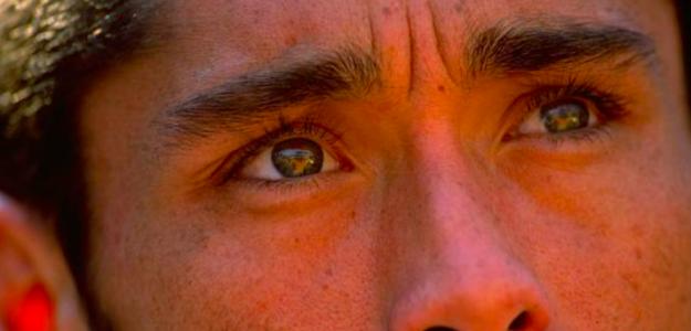 La mirada de Marcelo Ríos. Fuente: Getty