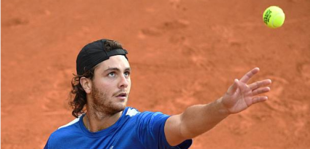 Marco Trungelliti denuncia la actuación de la ATP. Fuente: Getty