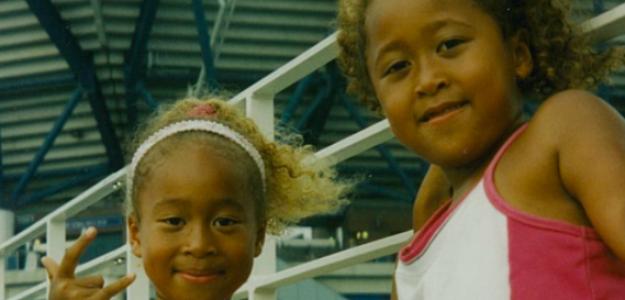 Maria y Naomi Osaka, dos hermanas tenistas. Fuente. Getty