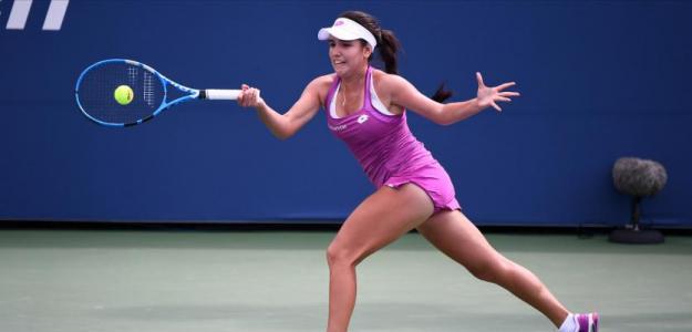 María Camila Osorio Serrano, amor por Roger Federer. Foto: gettyimages