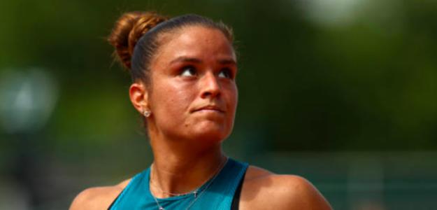 Maria Sakkari buscará su primer título WTA en 2019. Fuente: Getty