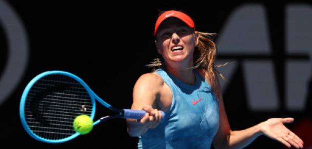 Maria Sharapova, motivación y objetivos para 2020. Foto. gettyimages