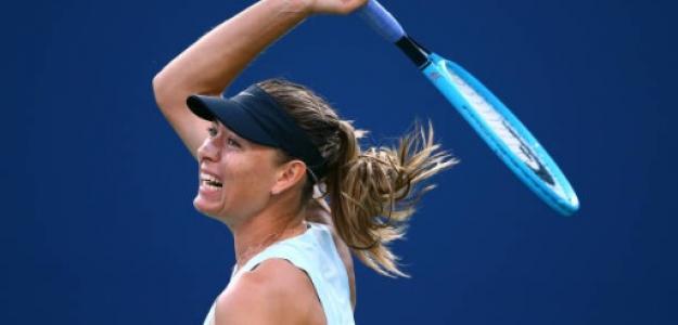 Maria Sharapova. Foto: Getty Images