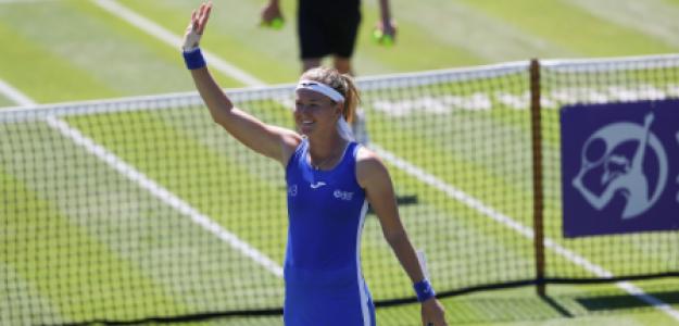Marie Bouzkova, candidata sorpresa Wimbledon 2021. Foto: gettyimages