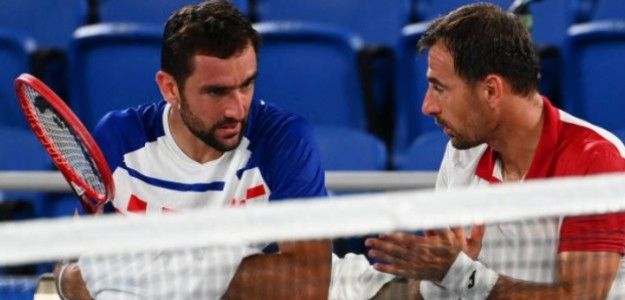 Marin Cilic. Foto: Getty Images