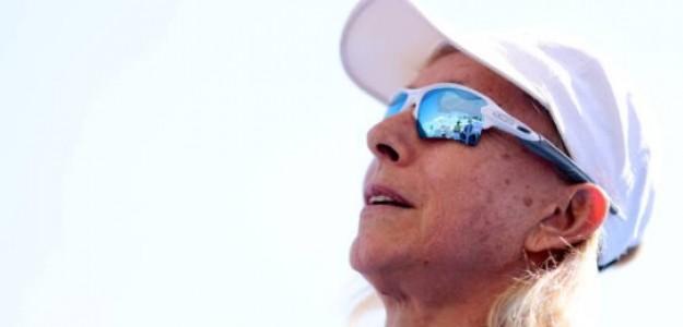 En la celebración del 125º de Wimbledon. Foto:lainformacion.com/Getty Images