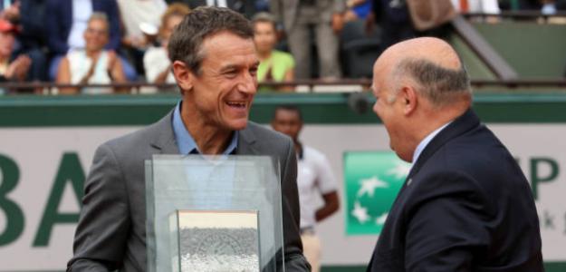 Mats Wilander en Roland Garros. Fuente: Getty