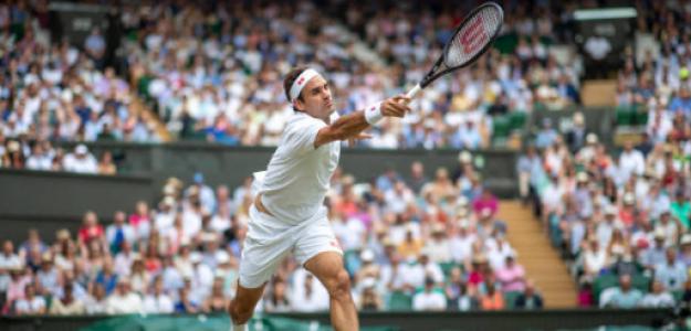 Mats Wilander habla de Roger Federer. Foto: gettyimages