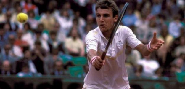 Mats Wilander nunca pudo ganar ATP Finals. Foto: gettyimages
