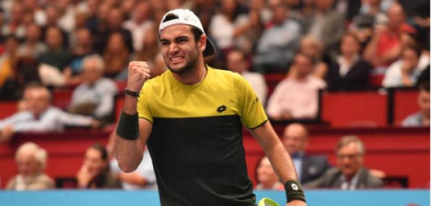 Matteo Berrettini, puntos necesitados para Nitto ATP Finals 2019. Foto: gettyimages