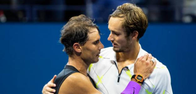 Las claves de la victoria de Nadal ante Medvedev en la final del US Open 2019. Foto: Getty