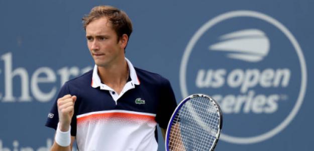 Daniil Medvedev, finalista ATP Masters 1000 Cincinnati 2019. Foto: gettyimages
