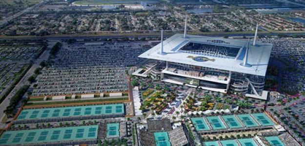 Miami Open 2021: Entry List. Roger Federer termina bajándose. Foto: Miami Open