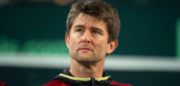 Michael Kohlmann, capitán de Copa Davis. Fuente: Getty