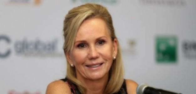 Lawler contó lo que necesita el tenis femenino para seguir creciendo. Foto: Getty