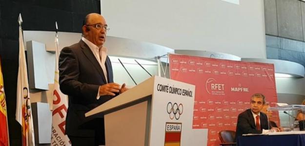 Miguel Díaz, RFET, critica a la ATP Cup 2020. Foto: gettyimages