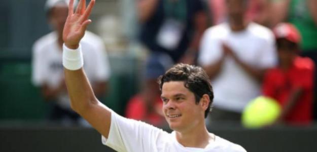 El canadiense chocará con Guido Pella por un puesto en cuartos de Wimbledon.