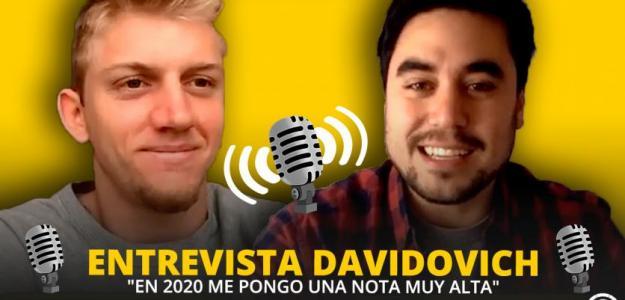 Alejandro Davidovich, entrevistado por Fernando Murciego. Fuente: Punto de Break