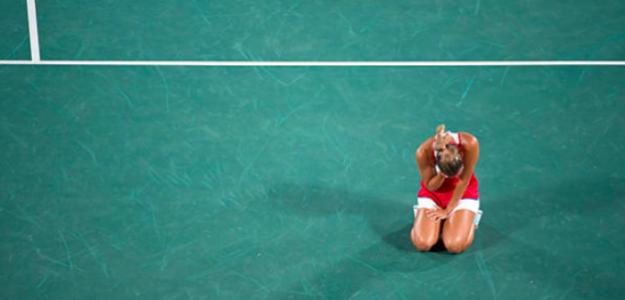 Monica Puig, campeona en Río 2016. Fuente: Getty