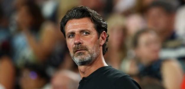 Patrick Mouratoglou, preocupado por el futuro del tenis. Foto: Getty
