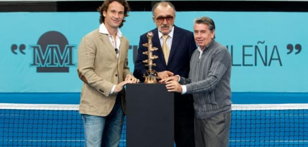 Moyá representante de la organización del Mutua Madrid Open/Foto:madri-open.com